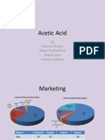 Group Acetic Acid Presentation