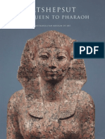 Hatshepsut From Queen to Pharaoh