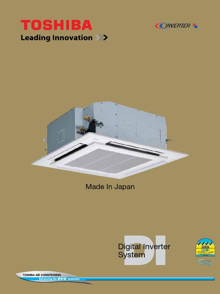 Wiring Diagram Inverter Toshiba