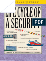 Life Cycle of security