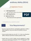 EB1A Application Process