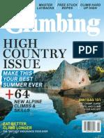 Climbing - August 2014 USA