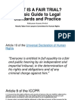 HAM Dalam Proses Peradilan Dan Fair Trial - Copy