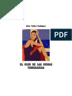 Alisa Valdés-Rodríguez - El Club de Las Chicas Temerarias