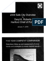 2009 Safe City Overview