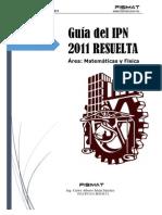 Guia Del Ipn Resuelta 2011