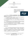 Portaria 167 2014 da PUC MG