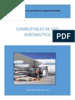 Combustible de uso aeronautico