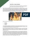 The Ritual Fire Offering Vajrayana Manual 6p