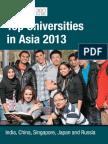 Top Universities in Asia-eBook