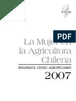Mujer en La Agricultura