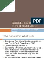 Google Flight - Instructions