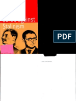 SARTRE AGAINST STALINISM BY IAN BIRCHALL
