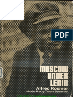 Moscow Under Lenin by Alfred Rosmer