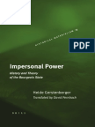 Impersonal Power