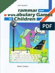 Grammar & Vocabulary for Children
