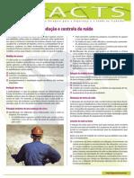 Factsheets 58 - Larmverringerung Und Larmbekampfung
