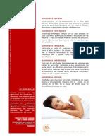 almohadas caracteristicas