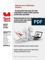 Test Susicek 2014 s Vysledky