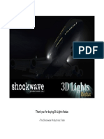 Manual de instruções para o uso do FSX