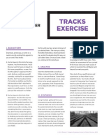 Tracks Exercise