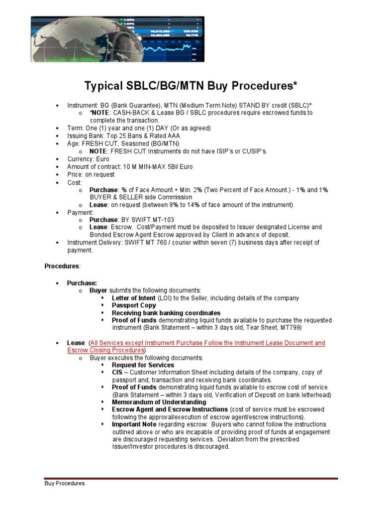Bg sblc mtn buy procedures financial transaction payments thecheapjerseys Gallery