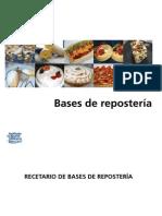Bases Reposteria