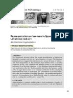 04 Mateu 2002 Representation of Women in Spanis Levantine Roc