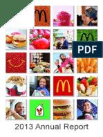 m Cds 2013 Annual Report