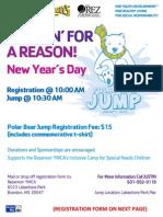 Polar Bear Jump 2015