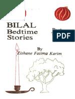 Bilal's Bedtime Stories Part Three