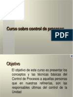 Curso Sobre Control de Procesos