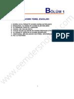 Elektrik Devreleri 2 - Mersin Üniversitesi - AC Devre Analizi
