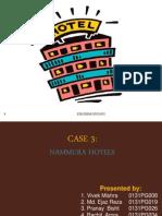 Case 3 Bbm Nammura Hotels