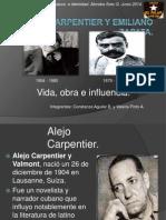 Alejo Carpentier y Emiliano Zapata.pptx