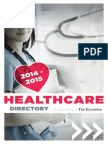 2014-2015 EJC Healthcare Directory