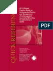 2011 Anticoagulant Pocket Guide