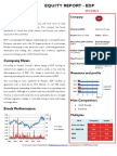 Equity Valuation Report - EDP