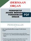 Religious Aspect in Organ Donation