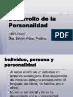 Desarrollo de La Personalidad EDFU 3007