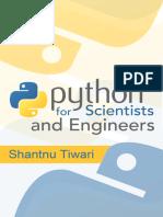 Python for Scientists and Engin - Shantnu Tiwari