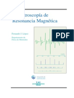 Espectroscopia de Resonancia Magnetica