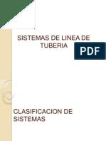 Sistemas de Linea de Tuberia en Serie