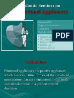 Myofunctional Appliance