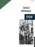 Western Balkans Serbia Montenegro