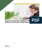 General  Description for  SCN  Software Downloads on SAP Store