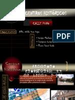 Analisis de la calle Puno