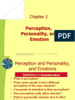 organizational behaviour Chapter 2 With Detailed Questions
