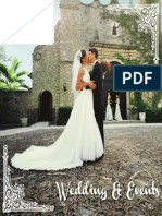 Weddings & Events Tab - Winter 2014