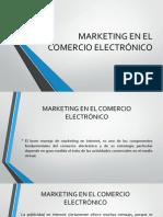 Marketing en El Comercio Electrónico